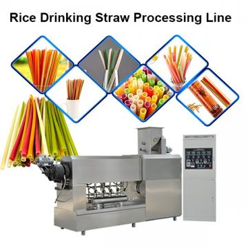 Fashion type Single color drink straw extruder