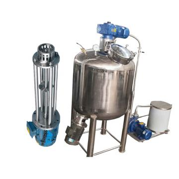 Kitchen Equipment Full Stainless Steel 20L Cake Mixer with Three Beater for Batter and Milk