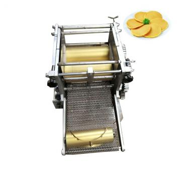 160mm Gas Power Electric Roast Duck Roller Thin Bread Roti Making Machine