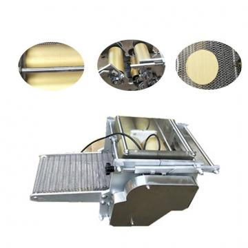 Gas Power Automatic Roti Pita Thin Bread Press Machine