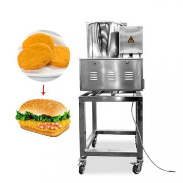 Disposable Burger Box Machine EPS Foam Lunch Food Container Pack Machine