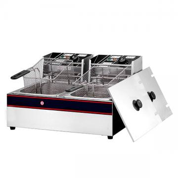 2015 New Design Ofg-H321 Gas Automatically Lift Open Fryer