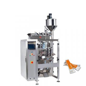 Vertical Electronic Weighing Automatic Grocery Packing Machine 420c
