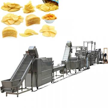 Full Automatic Fry Potato Chips Making Machine 100kg